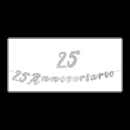 Festone Anniversario 3mt