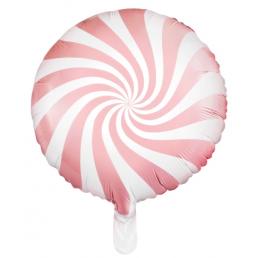 Palloncino spirale caramella