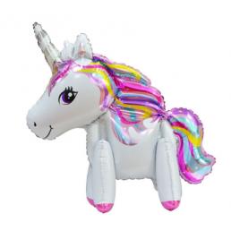 Palloncino 3D unicorno