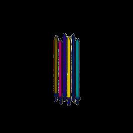 Candeline pastel