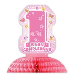 Centrotavola primo compleanno