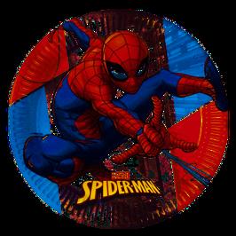 """Piatto Grande Spiderman """"Super Hero Range"""""""