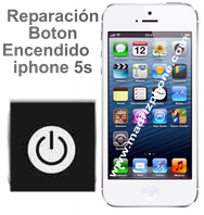 Cambiar / Reparar Boton de Encendido Apple iphone 5s