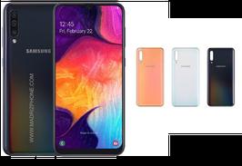 Cambiar / Reparar Tapa Trasera Samsung Galaxy A70 SM-A705F