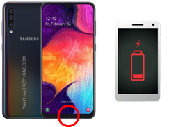 Cambiar / Reparar Puerto de Carga Samsung Galaxy A70 SM-A705F