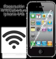Cambiar / Reparar Antena WIFI y COBERTURA APPLE IPHONE 4/4S