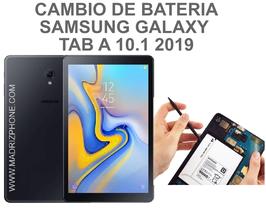 Cambiar / Reemplazar Bateria Samsung Galaxy TAB A 10.1 2019 SM-T510 , SM-T515
