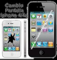 Cambiar / Reparar Pantalla completa APPLE IPHONE 4/4S