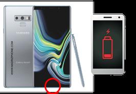 Cambiar / Reparar Puerto de Carga Samsung Galaxy NOTE 9 SM-N960F