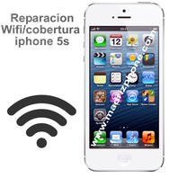 Cambiar / Reparar antena WIFI Apple iphone 5s