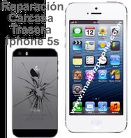 Cambiar / Reemplazar Carcasa,Tapa trasera Apple iphone 5s