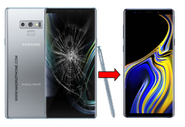 Cambiar / Reparar pantalla completa Samsung Galaxy NOTE 9 SM-N960F Original