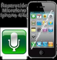 Cambiar / Reparar Microfono APPLE IPHONE 4/4S