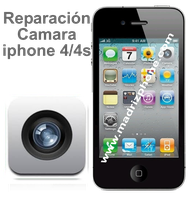 Cambiar / Reparar Camara Delantera o Trasera  APPLE IPHONE 4/4S