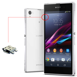Reparación conector CARGA Sony xperia Z3 D6603