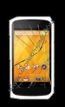 Reparación Pantalla Completa LG NEXUS  4 E960
