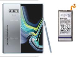 Cambiar / Sustitucion Bateria Samsung Galaxy NOTE 9 SM-N960F
