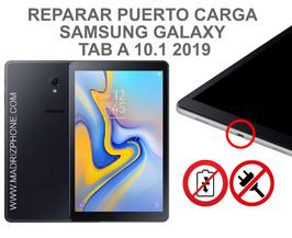 Cambiar / Reparar Puerto de Carga Samsung Galaxy TAB A 10.1 2019 SM-T510 , SM-T515