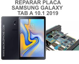 Reparar / Recuperar Placa Samsung Galaxy TAB A 10.1 2019 SM-T510 , SM-T515
