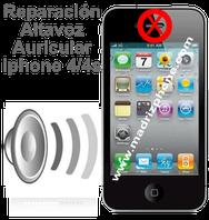 Cambiar / Reparar Altavoz superior / Auricular APPLE IPHONE 4/4S