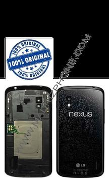 Cambio del cristal trasero LG NEXUS 4 E960 NFC