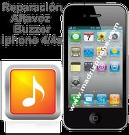 Cambiar / Reparar Altavoz Buzzer inferior APPLE IPHONE 4/4S