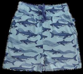 Enfant Terrible cooles Shorts mit Haidruck