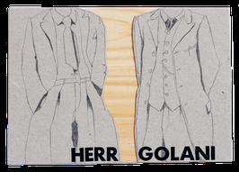 Postkarte Herr Golani
