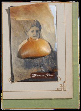 Postkarte Wiewasser Chessi