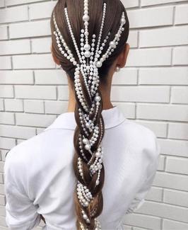 Haarketten ''Barouge''