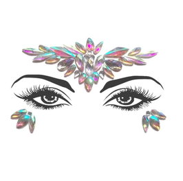 Gesichtsjuwelen ''Metall''