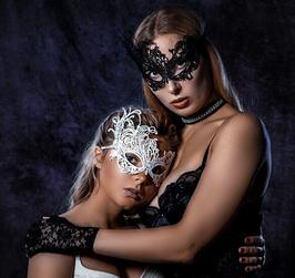 Maske ''Phantasie''