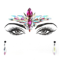 Gesichtsjuwelen ''Butterfly''