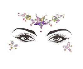 Gesichtsjuwelen ''STAR''