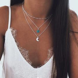 Halskette ''Mondlicht''