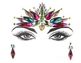 Gesichtsjuwelen ''Krone''