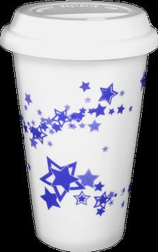 Kaffee to go Becher mit Motiv