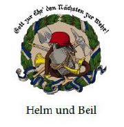 Helm und Beil