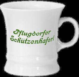 Kaffeehaferl mit Motiv