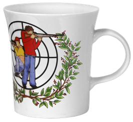 Kaffeetasse koncav