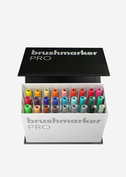 BrushmarkerPRO | MiniBox 26 colours + blender