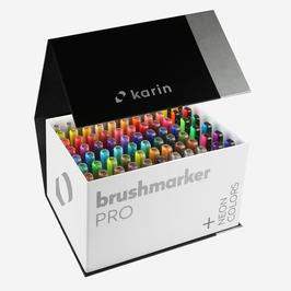 BrushmarkerPRO | MegaBox 72 colors + 3 blenders