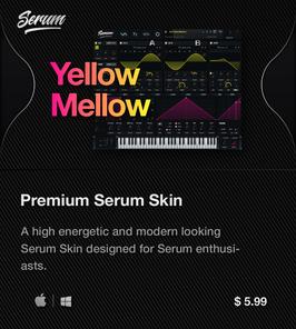 LVMG ONE YellowMellow Serum Skin