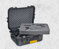 7.PL108031 / All Weather / Pistol & Revolver Case extra Large