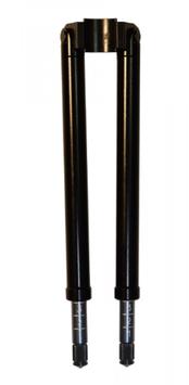 WYSS 2-Beinstütze Verstelbar