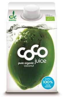 Dr. Martins' Coco Drink pur, Bio, Elopack 5 dl