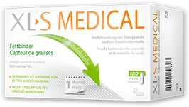 Der XL-S Medical Fettbinder