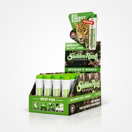 SuddenRush Guarana Bio Energy Shot, Medium online bestellen
