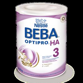 BEBA Optipro HA 3 nach 9 Monaten, bis zu 12 Monate Ds 800 g - pcode 7212202