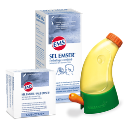 Emser® Salz Kombipack Kindernasendusche - pcode 5988654
